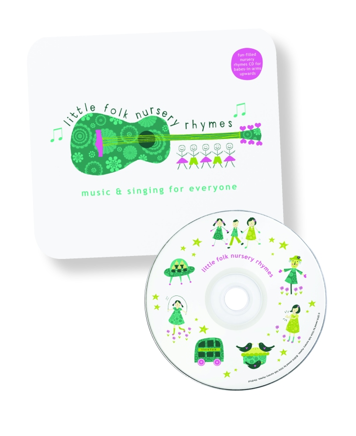 Little Folk Nursery Rhymes CD 2